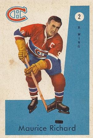 1959-60 Parkhurst Hockey Cards 20