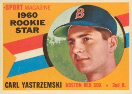 Top 10 Baseball Rookie Cards of the 1960s 4