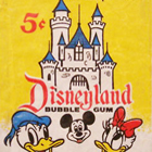 1965 Donruss Disneyland Puzzle Back Trading Cards