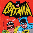 1966 Topps Batman Black Bat Trading Cards
