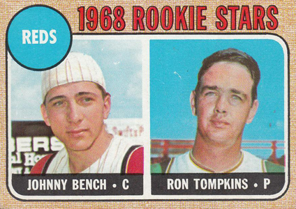 Top 10 Baseball Rookie Cards of the 1960s 1