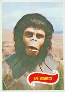 1969 Topps Planet of the Apes 26