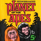 1969 Topps Planet of the Apes Trading Cards