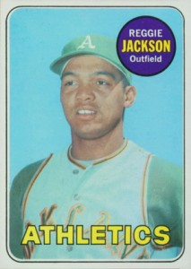 Top 10 Reggie Jackson Baseball Cards 10