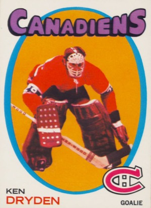 1971-72 O-Pee-Chee Hockey Cards 20
