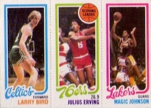 Top 10 Magic Johnson Cards 1