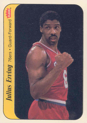 1986-87 Fleer Basketball Cards 20