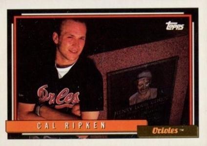 Top 10 Cal Ripken Jr. Cards 11