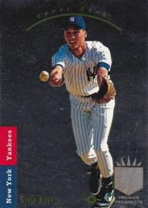 1993 SP Baseball Derek Jeter RC