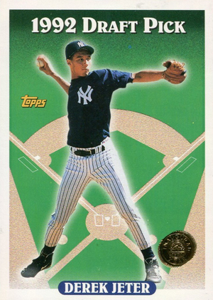 Top 10 Derek Jeter Baseball Cards 4
