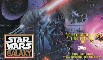 10 Greatest Star Wars Trading Card Sets Ever Made 10