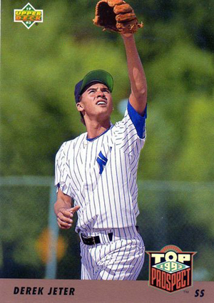 Salute The Captain! Ranking the Best Derek Jeter Rookie Cards 4
