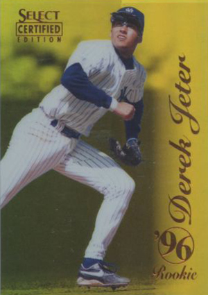 Top 10 Derek Jeter Baseball Cards 10