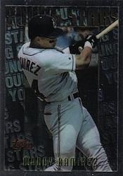 1996 Topps Baseball Cards 8