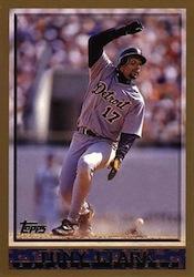 1998 Topps Baseball Cards 3