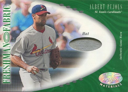 Mr. 3,000! See 10 of the Best Albert Pujols Rookie Cards 5