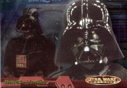 2001 Topps Star Wars Evolution