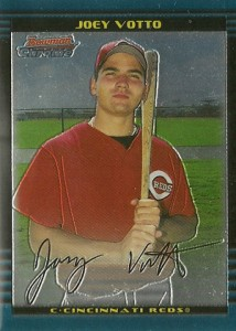 Joey Votto Rookie Cards and Autographed Memorabilia Guide 2