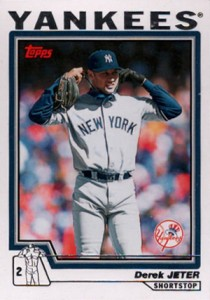2004 Topps Baseball Cards 3