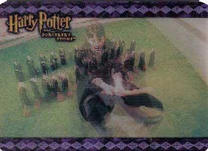 2005 Artbox Harry Potter and the Sorcerer's Stone Trading Cards 26