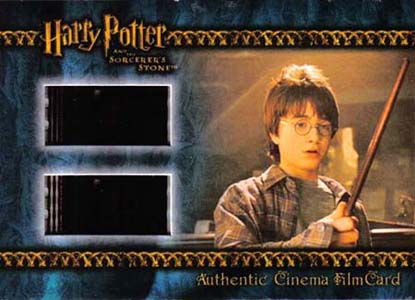 2005 Artbox Harry Potter and the Sorcerer's Stone Trading Cards 22