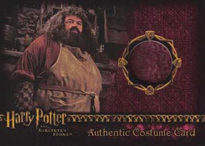 2005 Artbox Harry Potter and the Sorcerer's Stone Costume Card