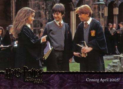 2005 Artbox Harry Potter and the Sorcerer's Stone Trading Cards 27