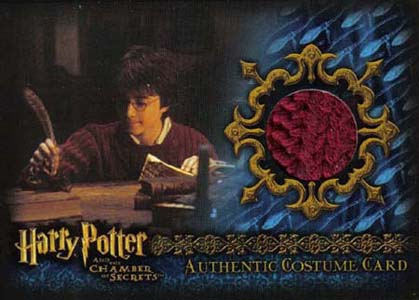 2006 Artbox Harry Potter and the Chamber of Secrets Trading Cards 25