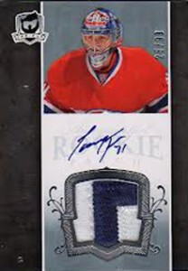 2007-08 The Cup Carey Price RC