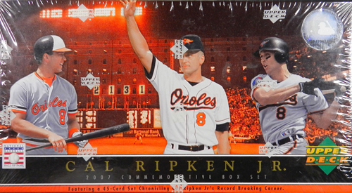 Top 10 Cal Ripken Jr. Cards 12