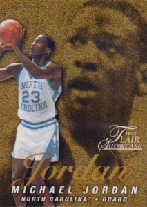 Michael Jordan Guide to 2011-12 Fleer Retro Basketball 9