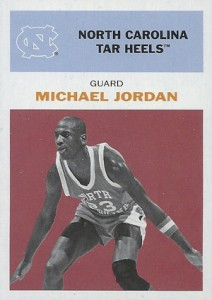 Michael Jordan Guide to 2011-12 Fleer Retro Basketball 10