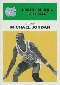Michael Jordan Guide to 2011-12 Fleer Retro Basketball 11