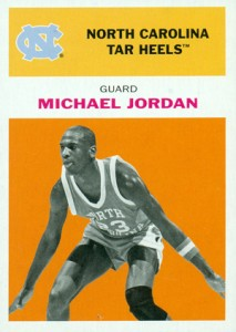Michael Jordan Guide to 2011-12 Fleer Retro Basketball 13