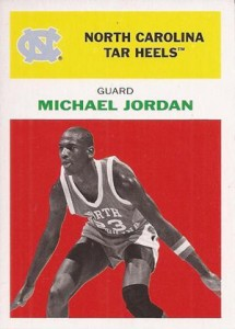 Michael Jordan Guide to 2011-12 Fleer Retro Basketball 14
