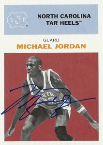 Michael Jordan Guide to 2011-12 Fleer Retro Basketball 15