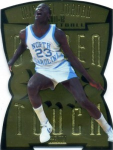 Michael Jordan Guide to 2011-12 Fleer Retro Basketball 19