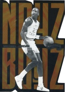 Michael Jordan Guide to 2011-12 Fleer Retro Basketball 23