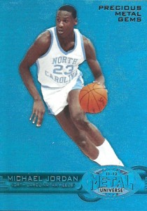 Michael Jordan Guide to 2011-12 Fleer Retro Basketball 25