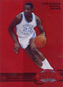 Michael Jordan Guide to 2011-12 Fleer Retro Basketball 24