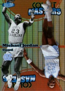 Michael Jordan Guide to 2011-12 Fleer Retro Basketball 27