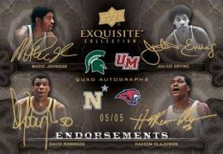 2011-12 Upper Deck Exquisite Basketball Cards 7