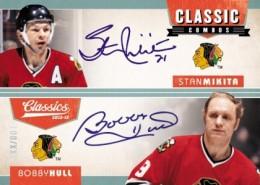2012-13 Panini Classics Signatures Hockey Cards 3