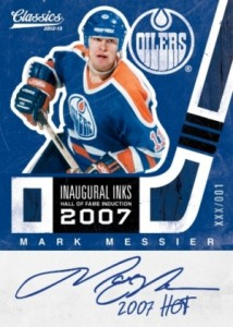 2012-13 Panini Classics Signatures Hockey Cards 6