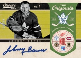 2012-13 Panini Classics Signatures Hockey Cards 6