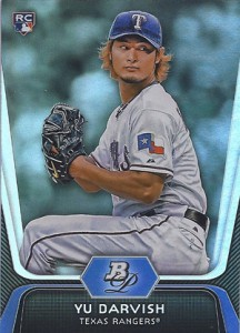 Yu Darvish Baseball Cards and Autograph Memorabilia Guide 3