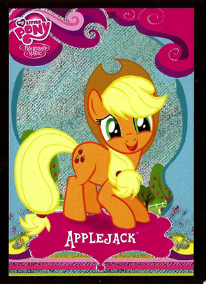 2012 Enterplay My Little Pony Friendship is Magic Trading Cards 25