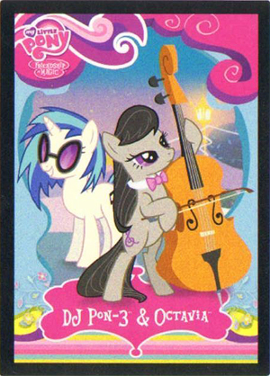 2012 Enterplay My Little Pony Friendship is Magic Trading Cards 15