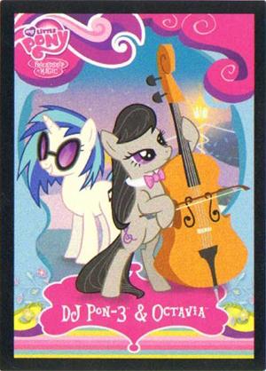 2012 Enterplay My Little Pony Friendship is Magic Base Card