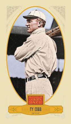 2012 Panini Golden Age Baseball Cards 4